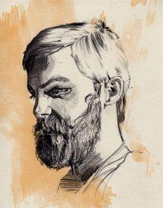 Hector Daniel Vargas sketch