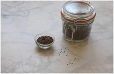 Health Benefits Of Chia Seeds for Acne, Weight Loss and Immunity + Side Effects Chia Benefits, Health Benefits, Health Tips, Buy Chia Seeds, Loose Weight Meal Plan, Healthy Food Habits, Healthy Treats, Cider Vinegar Weightloss, Running Food