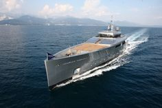 Super Yacht Exuma – Joint Winner of MOTOR YACHT OF THE YEAR at the World Superyacht Awards 2011