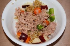 Tuna Spice Bowl- delicious!