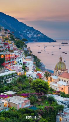 In Positano, Italy. Places In Italy, Places To See, Italy Travel Tips, Travel Guide, Positano Italy, Italy Vacation, Amalfi Coast, Dream Vacations, Beautiful Places