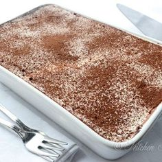 Easy Tiramisu Recipe  |  Kitchen Nostalgia