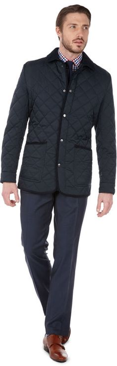 George Quilted Jacket