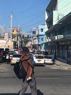 Paseando por las calles de Montego Bay, Jamaica 🇯🇲