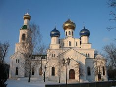 Orthodox church of Bobrujsk, Belarus