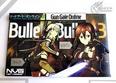 Sword Art Online Gun Gale Anime Wall Decor