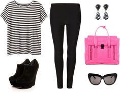 Casual Outfit Idea.