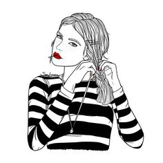 El arte de perderse, como se pierden las horquillas - Sara Herranz