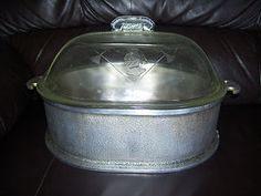 Turkey roaster with lid