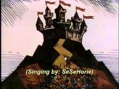 "FIRST SONG I EVER LEARNED TO SING! ""One Tin Soldier"" (Cover by SeSeHorie ~ ""Group"" singing ^o^) LOVE THY NEIGHBOR"
