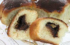 Danubio dolce ricetta semplice è un pan brioche farcito con golosa nutella o marmellata Un impasto che si presta anche a farciture salate. Da non perdere!