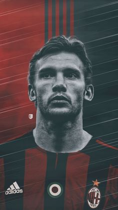 Best Football Players, Football Is Life, Soccer Players, Football Team, Ac Milan Kit, Milan Wallpaper, Super Bowl, Milan Football, Legends Football