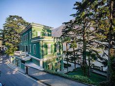 Villa dell'Orto | Laglio #lakecomoville