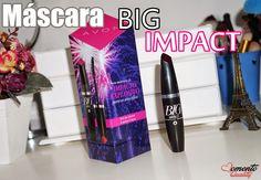 Máscara Cílios Big Impact - Avon