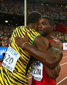 "Sem temer a zika e Usain Bolt, Justin Gatlin promete: ""História será feita"" #sportv"