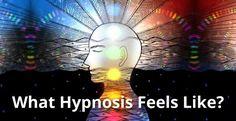 what hypnosis feels like