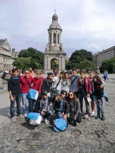 Dublino 2012 | English Centre - Scuola di Inglese, Corsi ed Esami a Locri