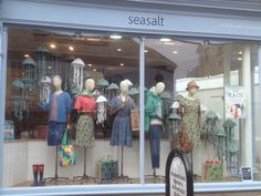 Seasalt. The jellyfish are in! April 2015