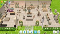 The Sims Mobile house inspiration