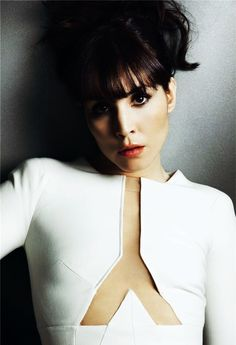 Noomi Rapace - Original Swedish Girl with Dragon Tattoo Actress