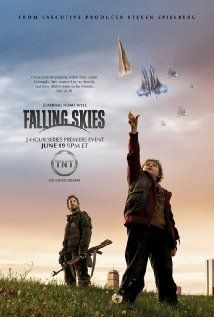 FALLING SKIES (2011 - ) Survivors of an alien attack on earth gather together to fight for their lives and fight back.