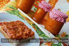 Zacusca cu morcov si mar Kitchenaid, French Toast, Breakfast, Food, Canning, Morning Coffee, Essen, Meals, Yemek