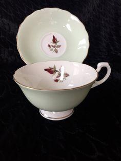 Vintage Hamilton Fine Bone China Teacup and by Nanaslittlecottage