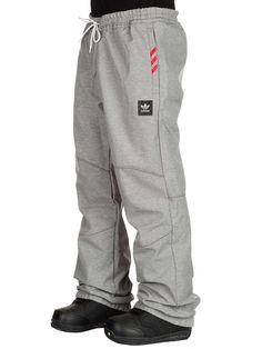 Achetez adidas Snowboarding softshell Jogger Pants en ligne sur blue-tomato.com