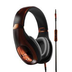 Klipsch Mode M40 Noise Cancelling Over Ear Headphones - Copper/black