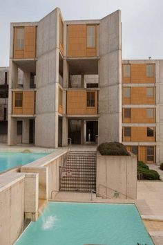 Kahn, one of America's most important 20th-century architects, completed the Salk Institute for Biological Studies in 1965 for Jonas Salk, the American medical researcher who developed the first polio vaccine.