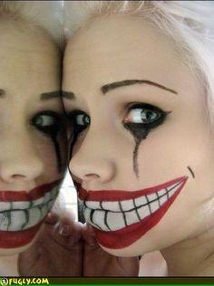 Evil+Clown+Face+Paint | faces scary kids clown faces previous comment tweet next page