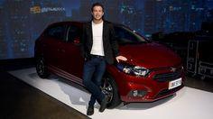 Nicolás Riera - Chevrolet presentó la evolución del ONIX