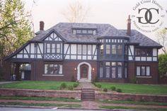Name: Dr. Harold Gifford Residence  Style: Tudor Revival    Year Built: 1923