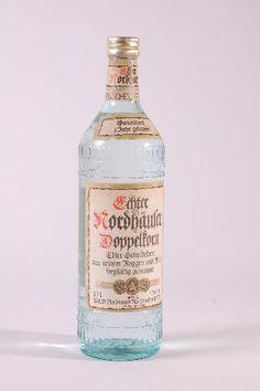 """""""Echter Nordhäuser Doppelkorn""""    Copyright: DDR Museum, Berlin. Eine kommerzielle Nutzung des Bildes ist  nicht erlaubt, but feel free to repin it!"""
