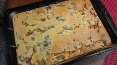 A Torta de Sardinha de Liquidificador é prática, deliciosa e perfeita para um lanche rápido. Experimente! Veja Também:Torta de Palmito de Liquidificador V