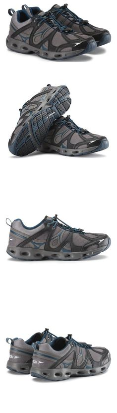 Men 159144: Speedo Mens Hydro Comfort 4.0 Water Shoe, Gray Blue, 11 C D Us -> BUY IT NOW ONLY: $70.23 on eBay!