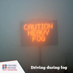 Driving during fog  Start little early. This can help avoid delays due to fog.  Be patient and calm. Familiarize yourself with the vehicle. Know the position of all switches before you start driving.  Drive at low speeds and watch your speedometer. Maintain safe distance from other vehicles. Maintain greater distance between your vehicle and the vehicle ahead. Do not accelerate to get away from a vehicle that is too close behind you....  http://www.marutisuzuki.com/duringfog.aspx