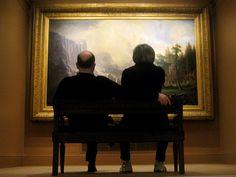 Albert Bierstadt. National Museum of American Art, Washington, DC.