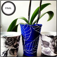 DIY Decor: Plant Pots