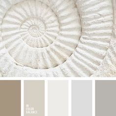 In color balance Love this neutral palette for a quilt by itself or as a background! Brown Paint Colors, Beige Paint, Gray Color, Paint Colours, Nude Color, Silver Color, Pastel Colors, Beige Living Rooms, Living Room Paint