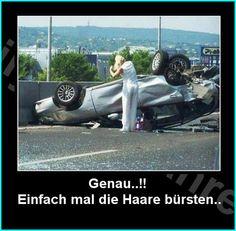 Nur damit mal die Prioritäten klar sind ;))  Fahrt vorsichtig heim nach der Party!