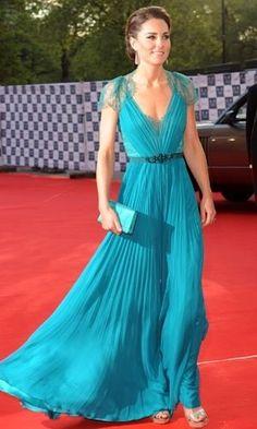 Kate ~ that dress!