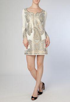 Vestido Bobstore Madona Off-white