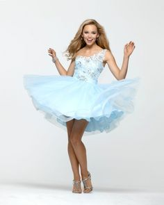 The color of this dress is fabulous!! Clarisse dresses are the best!