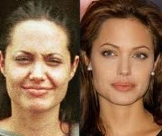20 Shocking Pics of Celebrities Without Makeup!