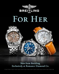 breitling womens watches