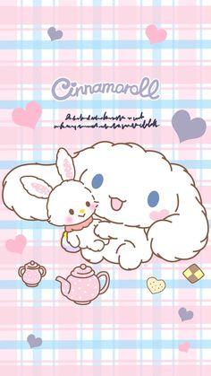 My Melody Wallpaper, Sanrio Wallpaper, Soft Wallpaper, Hello Kitty Wallpaper, Cute Anime Wallpaper, Wallpaper Iphone Cute, Arte Do Kawaii, Kawaii Shop, Kawaii Art