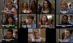 """Watch all of Glee 's performances from last night's episode """"The Role You Were Born to Play"""". Which performance did you like the best? Kitty and Jake as they sang Neon Tree's """"Everybody Talks"""", Marley looks on feeling hurt over Jake's attention to Kitty Kat. Finn and Ryder's performs of Foreigner's 'Jukebox Hero"""". Marley and Unique's song choice for trying out for Grease was """"Blow Me One Last Kiss"""". Blaine sings """"Totally Devoted to You"""" from Grease while missing Kurt! The cast performs…"""
