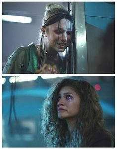 """All the""""Euphoria"""" Makeup Looks From Season One & What They Mean Movies And Series, Hbo Series, Best Series, Best Tv Shows, Eric Dane, Zendaya Coleman, Movies Showing, Pretty People, Actors & Actresses"""