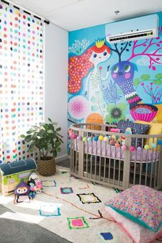 ideas for baby boy bedroom nursery rugs Playroom Decor, Baby Room Decor, Kids Decor, Nursery Decor, Project Nursery, Decor Ideas, Baby Bedroom, Girls Bedroom, Baby Rooms